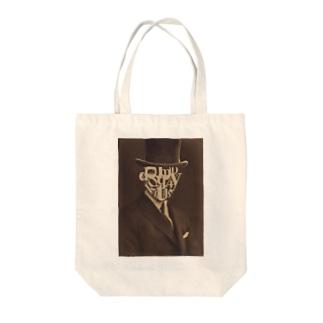 【ボドニ伯爵】 Tote bags
