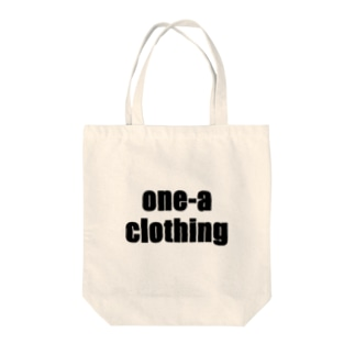 one-a-clothing Tote bags