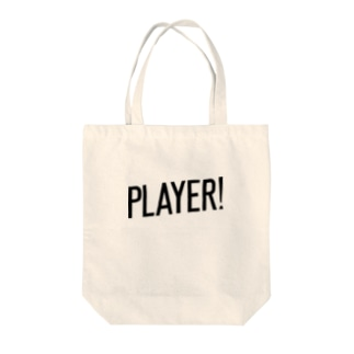 Player! トートバッグ