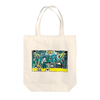 ヒライマサヤ 43th バースデーにおおいにうたう! 記念グッズ Tote bags