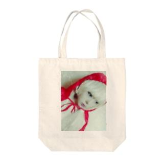 赤ずきん Tote bags