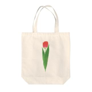 🌷tulip🌷 Tote bags