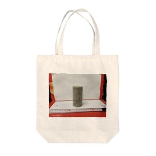 いの供試体 Tote bags