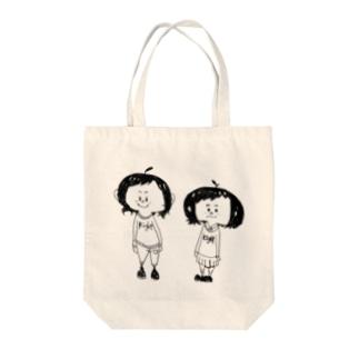 rightさんlightちゃん Tote Bag