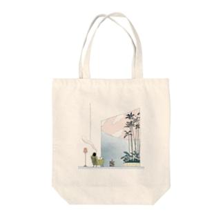 ゆっくりのやつ_2 Tote bags