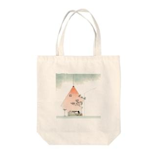 ゆっくりのやつ_1 Tote bags