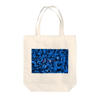【BLUE】 Tote bags