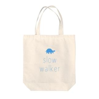 Slow Walker トートバッグ