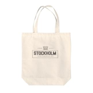 STOCKHOLM Tote bags