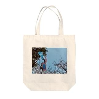 mihonoのSIGN Tote bags