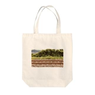 mihonoのRAILWAY Tote bags