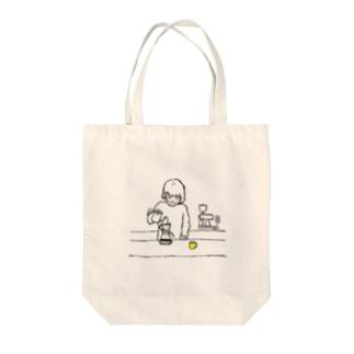 ハンドドリップ/コーヒー/coffee Tote bags