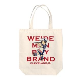 WEIDEMAN BOY BRAND Tote bags