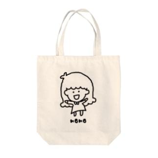 モモガール Tote Bag
