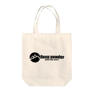 DAN ロゴアイテム Tote bags