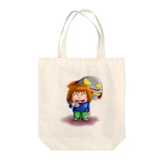 ベストフレンド Tote bags