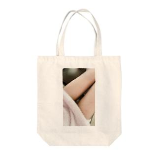 ストッキング Tote bags