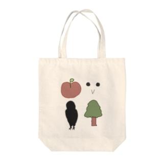 いちおうメンフクロウ Tote bags