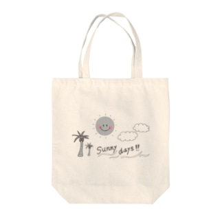 akipom★のsunny days! Tote bags