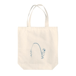 SHAKURIくん Tote bags