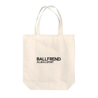 BALLFREND Tote bags