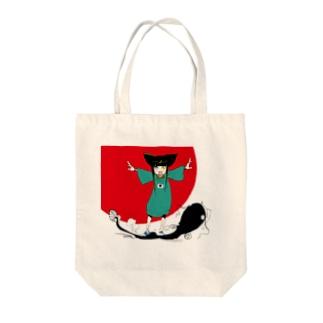 なまずちゃん Tote bags