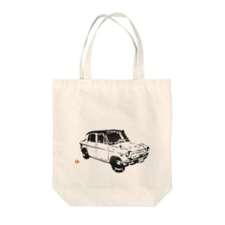 マツダ・carol360 Tote bags