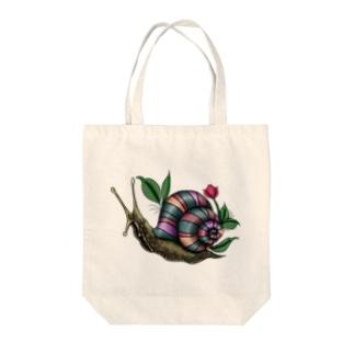 KATATSUMURI Tote bags