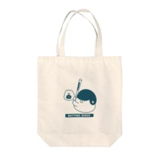 バッティングバードトート Tote bags