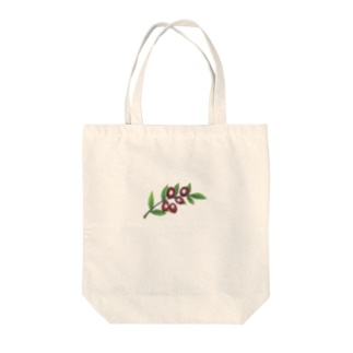 olive🌿オリーブ Tote bags