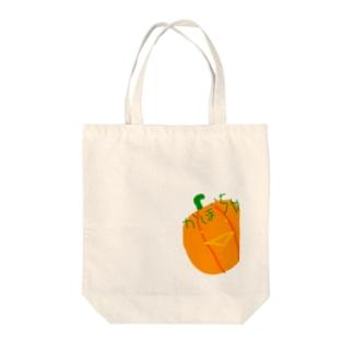 カボチャ Tote bags