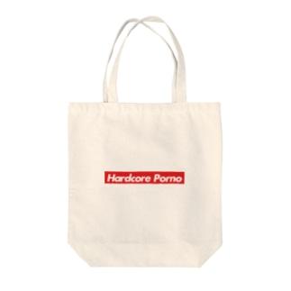 HardcorePorno Tote bags
