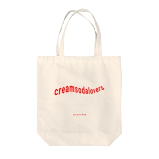 creamsodalovers 2 Tote bags