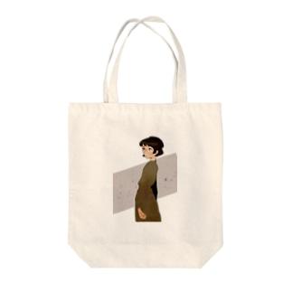 サブカルボブ Tote bags