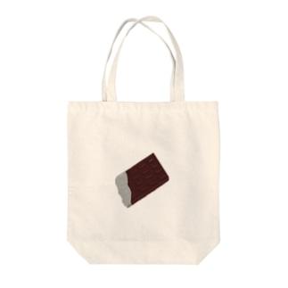 のんちょこ Tote bags