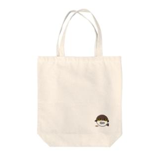 フグまる Tote bags
