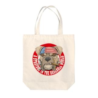 「球界の野良犬」チャリティー Tote bags