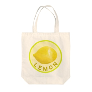 chicodeza by suzuriのレモン Tote bags