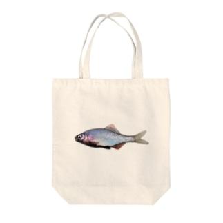 ヤリタナゴ(滋賀県産) Tote bags