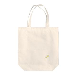 min.の花 Tote bags