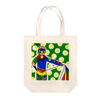 たまご Tote bags