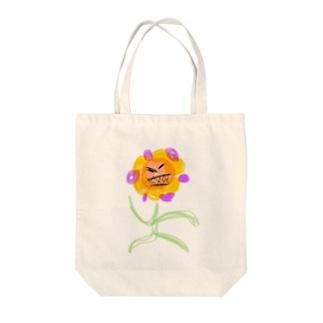 花グリア Tote bags
