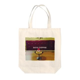 ザ・プリントート(色が選べます) Tote bags
