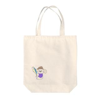 ハマチとコアラ Tote bags