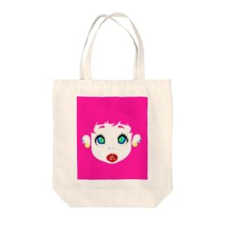 shiikaのがーるず(ホ) Tote bags