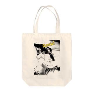 Rock! FV-BABY Tote bags