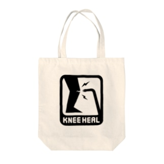 KNEE HEAL トートバッグ Tote bags
