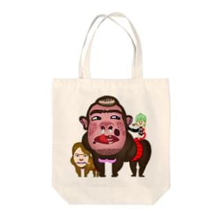 セアのお店のゆーこpayゴリラ Tote bags