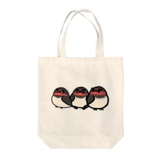 つばめだんご Tote bags