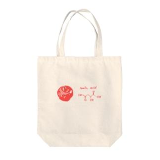 リンゴ酸 Tote bags